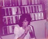 """פיטר האמיל, ת""""א 1984."""